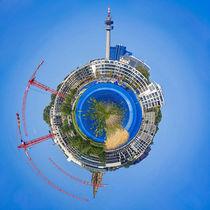 Little Planet - Kleiner Planet Phönixsee Dortmund von Silvia Eder