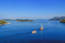 Bay of Dubrovnik - Croatia - Kroatien von Silvia Eder