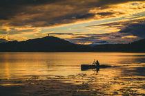Der Ruderer - The rower by Silvia Eder