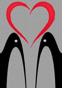 verliebte Vögel von claudja