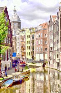 Amsterdam by Wolfgang Pfensig