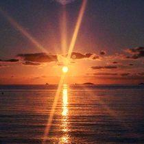 Ibiza Sunrise 0678 von Pedro Oliva Ibiza