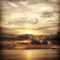 Ibiza Sunrise 0715 von Pedro Oliva Ibiza