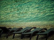 entspannen am Meer von Gisela Peter