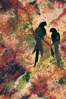 Parrots von Adrian Hillman