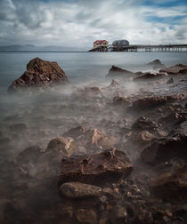 Mumbles pier Swansea by Leighton Collins