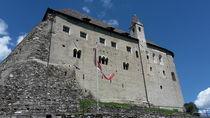 Schloss Tirol in Dorf Tirol by rickeybauer