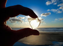 Sea Glass  by O.L.Sanders Photography