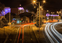 Oystermouth road Swansea von Leighton Collins