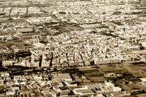 Aerial Photo Of Valencia City Surrounding Area In Spain von Radu Bercan