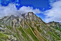 Bergwelt am Timmelsjoch by rickeybauer