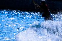 'Wakeboarding extreme 1' von Marc Heiligenstein