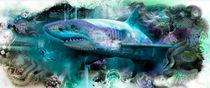 Megalodon by Ralf Schuetz