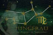 Sternzeichen - Jungfrau by Chris Berger