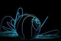 LICHTER-SPIEL II by Beate Radziejewski