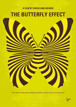 No697-my-the-butterfly-effect-minimal-movie-poster