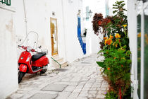 White city. Ostuni. Italy by Tania Lerro