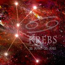 Sternzeichen - Krebs by Chris Berger