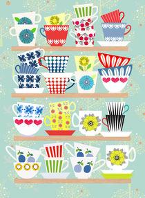 Scandinavian cups collection von Elisandra Sevenstar