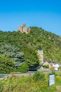 Wellmich mit Burg Maus 65 von Erhard Hess