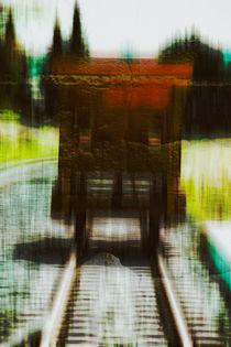 Auf dem Schotter  by Bastian  Kienitz