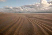 Sand . Linien von Peter Steinhagen