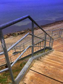 Stairway  by Waltraud Linkenbach