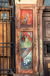 Budapest Door by la-mola-lighthouse
