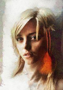 Portrait von Uladzimir Kudrytski
