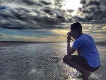 Your horizon by Alejandro Aleaga Rodriguez
