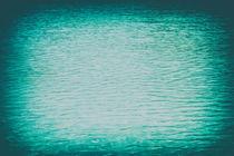 Clear And Calm Blue Ocean Water von Radu Bercan