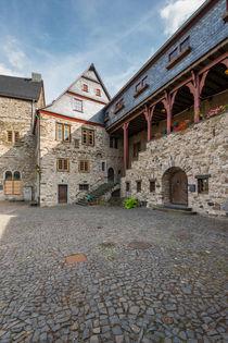 Schlosshof in Limburg 69 von Erhard Hess
