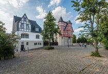 Haupteingang Bischofssitz Limburg 84 von Erhard Hess