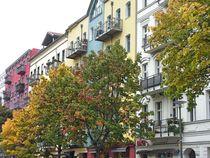 Herbst in Berlin Prenzlauer Berg  by Steffanie Reimann