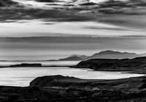 Evening on Isle of Skye, Scotland. by Hasse Linden