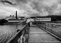 Lagavulin Distillery, Islay, Scotland by Hasse Linden