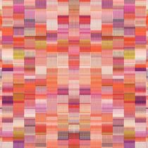pink purple and green plaid pattern abstract background by timla
