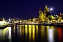 Basilika St. Nikolaus Amsterdam von Patrick Lohmüller