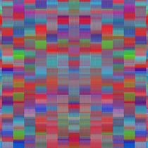 blue red green and pink plaid pattern abstract background von timla