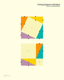 PYTHAGOREAN THEOREM by Jazzberry  Blue
