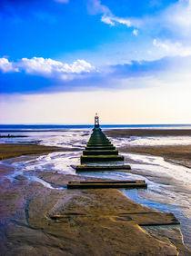 Crosby Pier by John Wain
