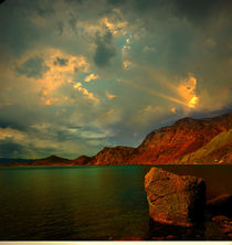 Rays by Yuri Hope