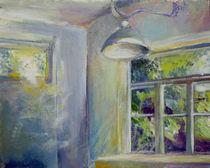 Ecke im Atelier von Renée König