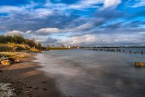Stralsund Panorama by Tino Schmidt