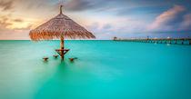 Magisches Licht-Diffushi Island-Malediven von markusBUSCH FOTOGRAFIE