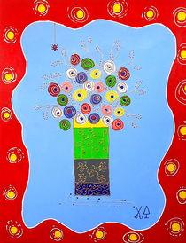 Blumengruß von Hans-Peter Scherbaum