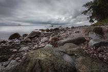 Rocky beach von Simone Jahnke