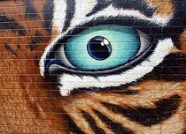 Eye of the Tiger von chain-elle-art
