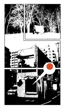 Cityscapes 13 by Nils Moslatka