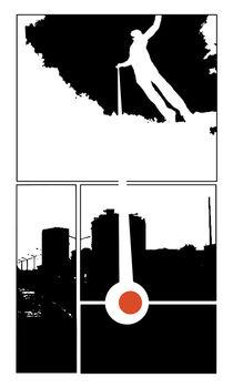 Cityscapes 16 by Nils Moslatka